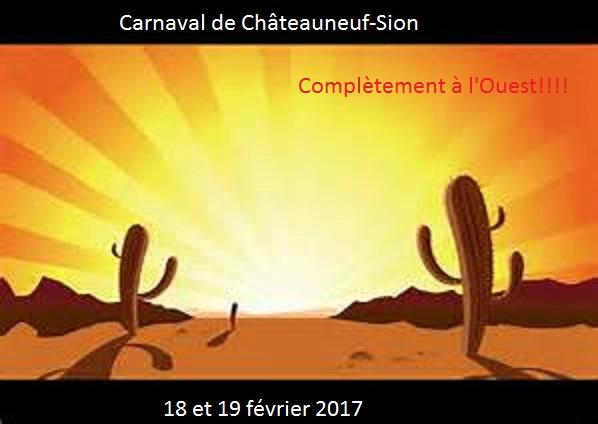 Carnaval de Châteauneuf Sion 2017